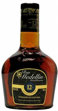 Ron Medellin Rum Grand Reserva 12 Year